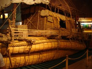 View_of_Ra_2,_Kon-Tiki_Museet